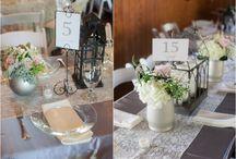 Vintage style wedding inspirations