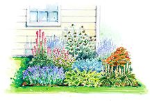 A - Small Garden / by Betsy Pedersen