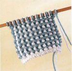 вязание узоры