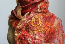 Nos artisans - Textile / Dossier de presse et info sur nos enseignants du «DEC Techniques de métiers d'art» du Cégep Limoilou en Construction textile.