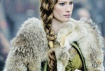 Viking/Forest Maiden styled shoot