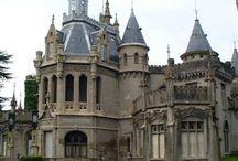 Castillos y Palacios en Argentina