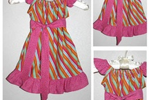 Emmalee sewing projects / by Carrie Barnett