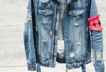 Denim Jacket Custom