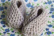 Easy and small knitting ideas