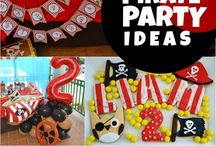 Jake pirate party