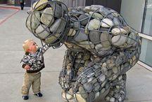 Clever Sculpture Ideas