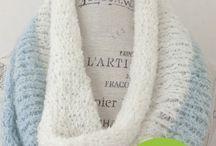 cowl & scarf