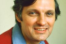 Alan Alda <3 / One of my heroes, a great writer, director, actor, feminist, and science enthusiast