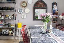 Keittiö ja ruokailutila - Kitchen and Dining Room