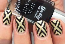 Art-Deco Nails