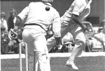 Len Pascoe / Cricket Stuff