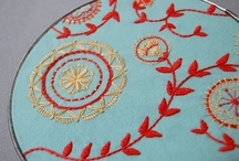 Embroidery / by Diana Kn