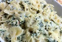 Dinner ~ Pasta Edition