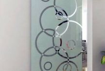 vidrios para baño