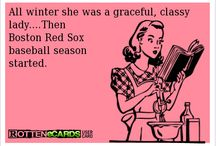 Red Sox and Baseball / by Charles Lizotte
