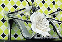 DIY Shoe Clips / by Heather Perry