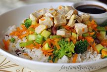 Chinese Recipes / by Shauna Ruegner