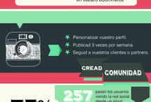 Infografias / Infografías sobre Social Media y Fotografía eCommerce