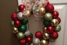 Christmas Decor ideas / by Vanessa Bergman