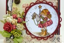 Elisabeth Bell cards I {heart}