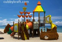 Kids Outdoor Playground