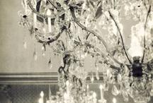 Chandelier / Candelabra / Luster / Lamp / Candles