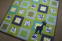 Baby Quilt Ideas / Ideas for some cute baby quilts.