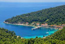 The Pelijesac Peninsula, Croatia
