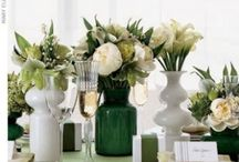 my wedding dream ^^ (white and green themes)