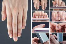 Nail polish - random / by elza_kun