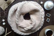 SNOWTOWN_knitting / Вязаные аксессуары ручной работы knitted accesories