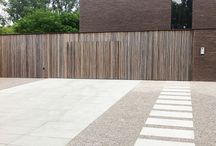 || ENTRANCE | DRIVEWAY / by The Paper Mulberry