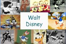 Walt Disney art