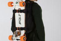 Highly Portable Elecrtic Skateboards