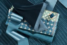Peacock / Brentano's Color Forecast 2016 - A sophisticated turn on sapphire, Peacock's deep rich saturated undertones are both fascinating and admirable. This jewel toned pigment fills an interior with a calm, soothing sense of romance and dominance.