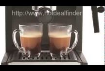 Coffee Machines / Coffee Machines for real coffee lovers