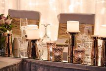Sevim + Nick's Wedding / Event Design + Event Styling For Sevim + Nick's Wedding. All Photos Are Ours. Happy Pinning!