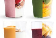 Smoothies and other healthy drinks