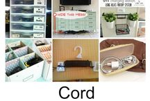 Cord organisation
