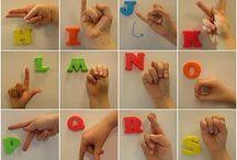 znaková řeč