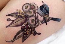 Australiana Tattoos