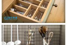 Küchen und Badezimmer Idee