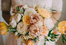 Bouquet In Yellow Tones