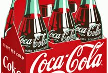 COKE........ It's the  real thing. / by Carmen Cedeno