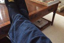 Shoes at Rhodes-Wood,Harrogate