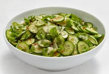 Salad Recipes / Salads can be healthy, satisfying meals on their own or perfect accompaniments to main dishes.