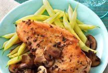 Dinner Recipes / Healthy dinner ideas