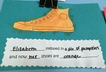 Pete the cat and his white shoes