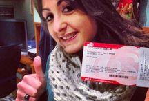 """Concorso Natale / CONCORSONE """"#NATALE CON #FINIZIO"""".  Anche io ho il mio biglietto per il concerto!  Andrea  Partecipa anche tu, e vinci un incontro ravvicinato con G.Finizio dopo il concerto, con foto ed abbraccio. Inviaci la tua foto su fb a https://www.facebook.com/finizioconcerto.dinatale  Ticket: 339.24.13.201"""